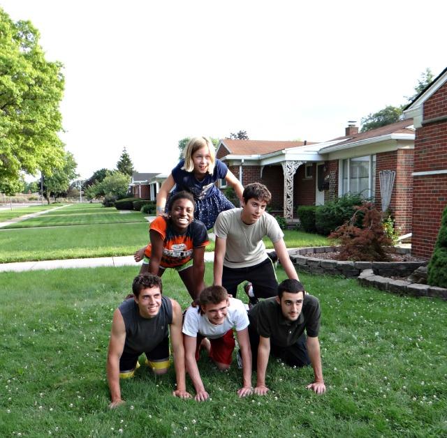 Pyramid Time!