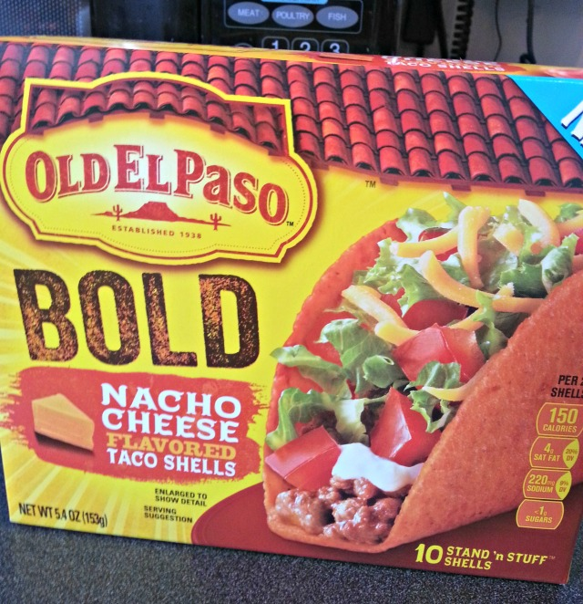 If you like Taco Bell's Doritios shells you'll love these.  Bonus, they're in the stand & stuff style so no falling over.