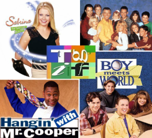 One of the many TGIF lineups ABC had back in the day.